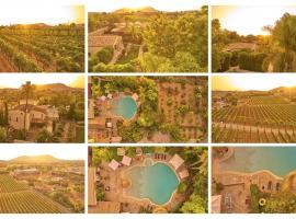 Sa Vinya des Convent - Hotel Bodega, farm stay in Inca