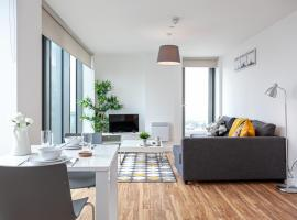 X1 Apartments Salford Quays, hotel near Bowlers Exhibition Centre, Manchester