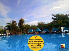 Sunset Mountains View Apartment, hotel near Hon Chong Promontory, Nha Trang