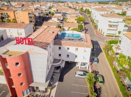 Hotel Grand Cap, hotel near Le Cap d'Agde International Golf Course, Agde