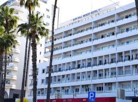 Sun Hall Beach Hotel Apartments, hotel near Larnaca International Airport - LCA,