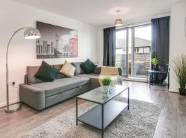 Horizon Luxury Apartment - Central Birmingham, pet-friendly hotel in Birmingham