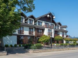 Hotel Badura – hotel w pobliżu miejsca Rodzinny park rozrywki Energylandia w Wadowicach