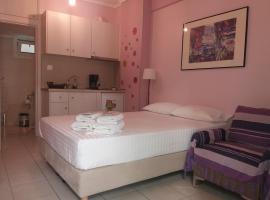 Manina Superior Studios, accessible hotel in Thessaloniki