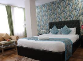 Hotel Red orchid, self catering accommodation in Gangtok