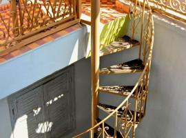 Hotel AQDAS, hôtel à Marrakech près de: Musée Boucharouite