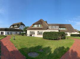 Haus Amanda, Hotel in Norddorf auf Amrum