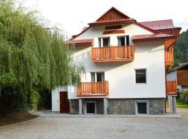 Przystań Park Dolny, homestay in Szczawnica