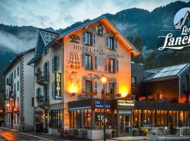 Hotel Les Lanchers, hotell i Chamonix-Mont-Blanc