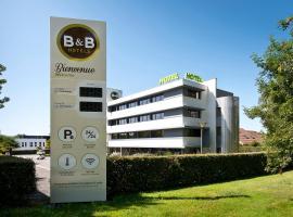 B&B Hôtel Pau Zénith、ポーにあるポー・ピレネー空港 - PUFの周辺ホテル