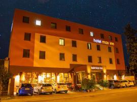 Hotel Max Inn, hotel in Bratislava