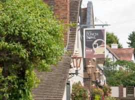 Ye Olde Punchbowl Country Inn & Gardens, hotel near Ironbridge Gorge, Bridgnorth