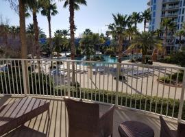 A Slice of Heaven - Destin! Pool View!, serviced apartment in Destin