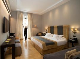 Alpi Hotel, hotel near Sapienza University of Rome, Rome