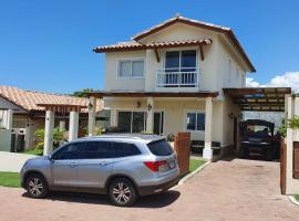 Confortable casa de Playa, villa in San Carlos
