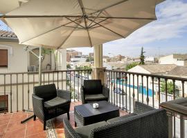 Apartamento Fotohouse, hotel near Los Carmenes Football Stadium, Granada