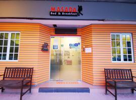 Masada Bed & Breakfast, budget hotel in Kota Kinabalu