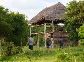 Mida Creek Nature Camp, campground in Watamu