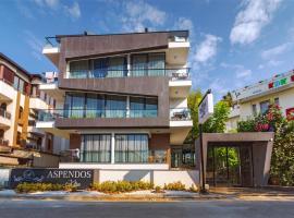 Aspendos eXtra, appartement in Antalya