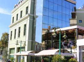 Хотел Плаза, хотел в Бургас