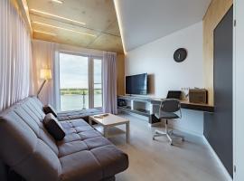 Апартаменты Архитектор на набережной, apartment in Nizhnevartovsk