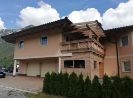 Ferienwohnung Künig, pet-friendly hotel in Achenkirch