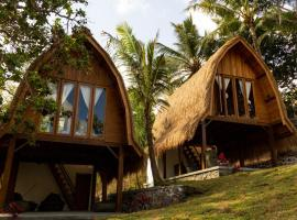 Majango Bungalows, hotel in Kuta Lombok