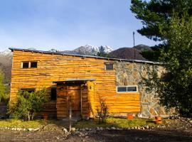 Rincon del Montañes, cabin in Antuco