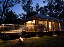 Turon Gates - Eco-Retreat, country house in Capertee