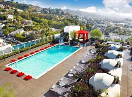Andaz West Hollywood-a concept by Hyatt, boutique hotel in Los Angeles
