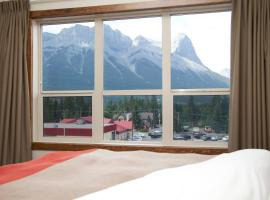 Fire Mountain Lodge, hotel in Canmore