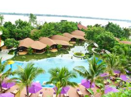 Con Khuong Resort Can Tho, luxury hotel in Can Tho
