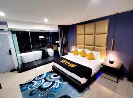 WOW Hotel Penang、ジョージタウンのホテル