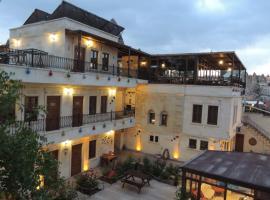 Cappadocia Ozbek Stone House, отель в Гёреме