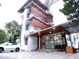 Base9 Airport Hotel, hotel near Kochi International Airport - COK,