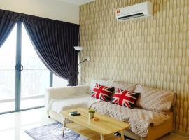 Atlantis Residence by Harmoni Harbour, apartment in Melaka