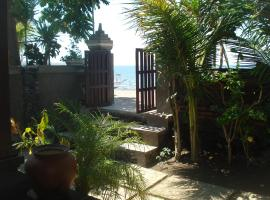 Bulih Beach Bungalows, holiday park in Amed
