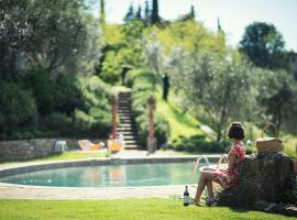 La Pensione di Vignamaggio, hotel in Panzano