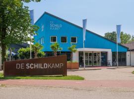 Hotel De Schildkamp, hotel in Asperen