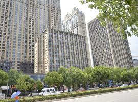Metropolo, Wuhan, Wanda Residence, Riverside Avenue, hotel in Wuhan