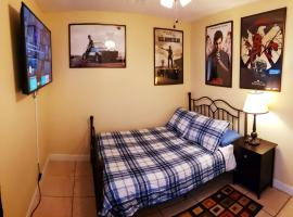 A Private Bedroom, homestay in Orlando