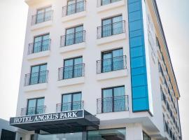 ANGEL'S PARK HOTEL, отель в Денизли