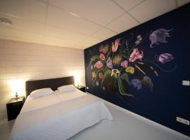 Beachsuites Lemmer Beach suites luxe, apartment in Lemmer
