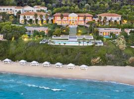 Mandola Rosa Grecotel Boutique Resort, hotel near Byzantine Museum, Loutra Killinis