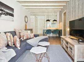 Luderna - Apartamento Mirador de Aran, ski resort in Baqueira-Beret