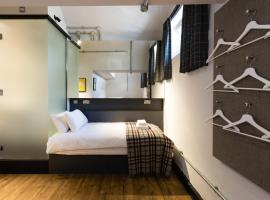 CoDE Pod – The CoURT - Edinburgh, luxury hotel in Edinburgh