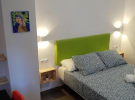 Pensión La Estrella, habitació en una casa particular a Saragossa