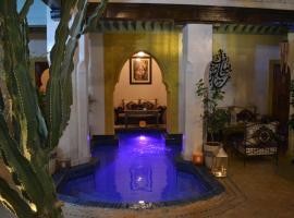 Riad Bayti, hotel near Saadian Tombs, Marrakesh