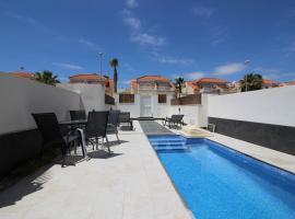 Villa La Zenia Boulevard 36, hotel in Playa Flamenca