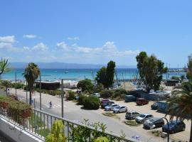 Hotel Chentu Lunas, hotel in Cagliari